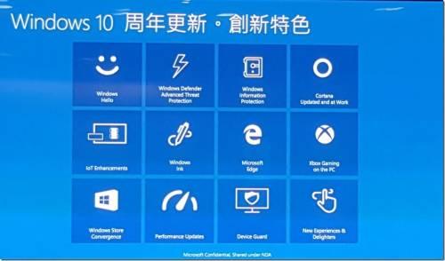 Windows 10 周年更新推送 微軟提供更豐富好用功能 更新方式說明
