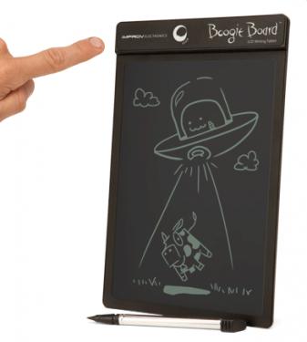 連留言板也來LCD科技化