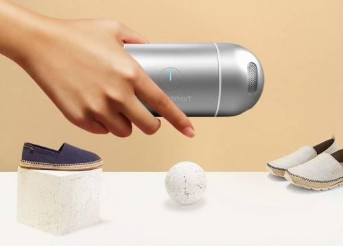wokesmart 智慧淨鞋寶 鞋子買再多 照樣幫你把細菌殺光兼除臭