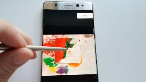 Samsung Note7重點簡易評測: 對手只剩下自己