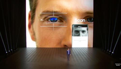 [專題]虹膜辨識技術是什麼?在Note 7上能有什麼應用?