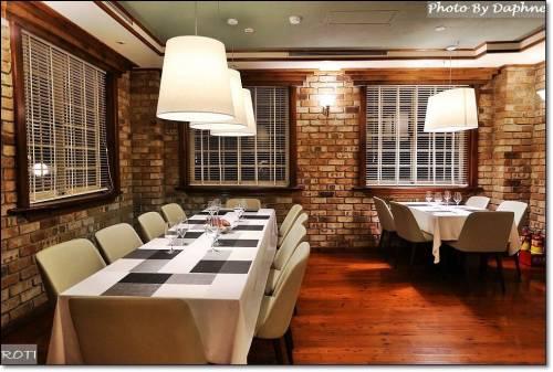 新竹香山美食 厚醍料理 在夢幻歐式私宅享受精緻餐酒