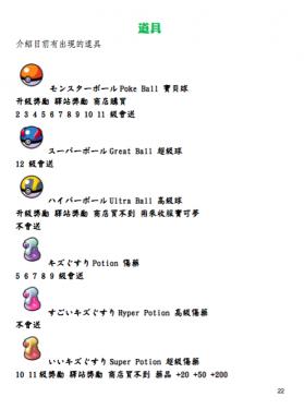 輕鬆上手寶可夢 Pokemon GO 全中文攻略