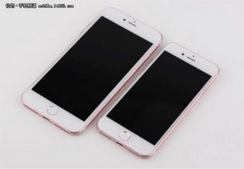 iPhone 7與iPhone 7 Plus 玫瑰金實機諜照曝光