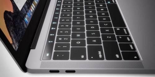 程式碼現蹤跡 傳新版Macbook Pro將搭載指紋辨識電源鍵