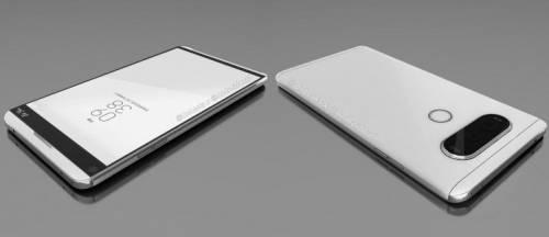 LG V20外型曝光 雙自拍鏡頭 雙螢幕 模組化機身可望再現