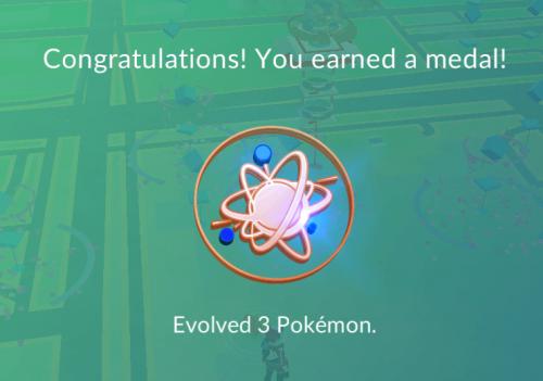 想要Pokemon GO寶可夢獎牌全金 那快跟著這樣做