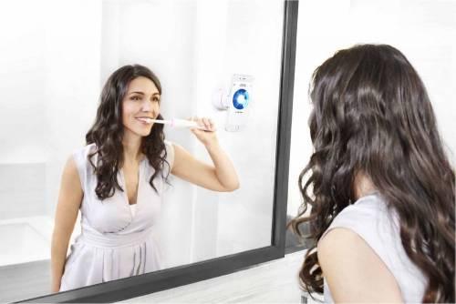 德國百靈Oral-B GENIUS 智慧電動牙刷 動態追蹤科技 即時追蹤顯示需要清潔的口腔部位
