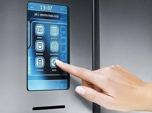 你觸控了嗎 開啟人機溝通的一扇窗