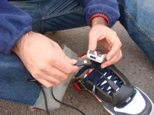 從頭到腳都是 USB 才 Fashion