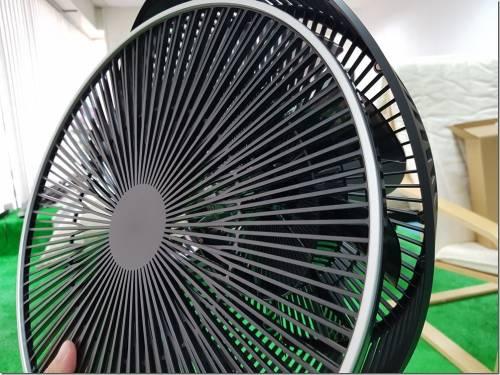 電風扇的逸品 大師鄭秀和操刀 Amadana NF-227 開箱