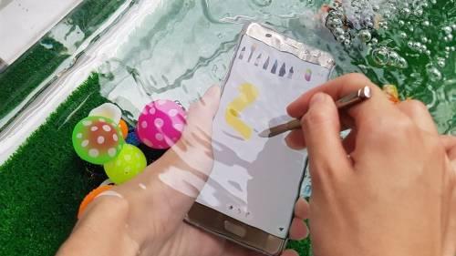 頂尖手機熱浪來襲 Galaxy Note7正式在台開賣