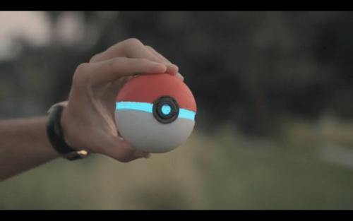 Pokemon GO 精靈寶可夢GO 抓寶神器Trainer ball 讓您體驗丟寶貝球抓寶的快感