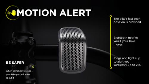 Shoka Bell多功能自行車燈具 定位 警示 導航 防盜一機搞定