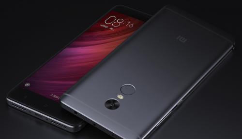 紅米Note4發表 搭載Helio X20處理器的5.5吋高CP值手機