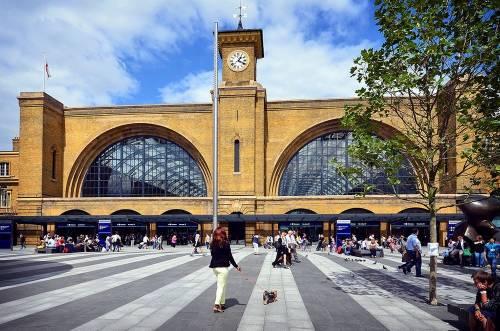 【大改造】2017 年的新竹火車站前廣場將會變這樣!設計概念來自東京有樂町車站 英國倫敦國王十字車站