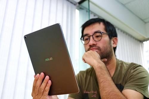 工作 娛樂一把罩 ASUS ZenPad 3S 10 Z500M 平板電腦開箱評測