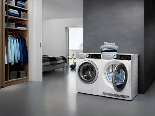 AEG Electrolux 9000 伊萊克斯洗衣機 軟化供水 高效洗淨衣物