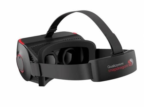 [2016 IFA] 高通推出首款 VR 參考平台與新一代智慧手錶