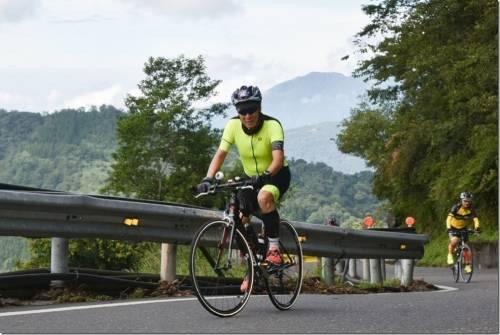帶著 Gear 360 Fit2 挑戰極限 三星攜手 EMBA 台灣大三鐵看見台灣之美