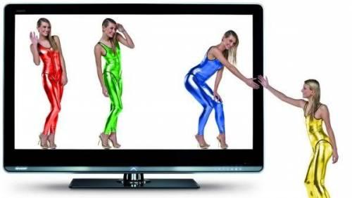 你的電視夠鮮豔嗎 RGB加入Y 色彩更艷麗