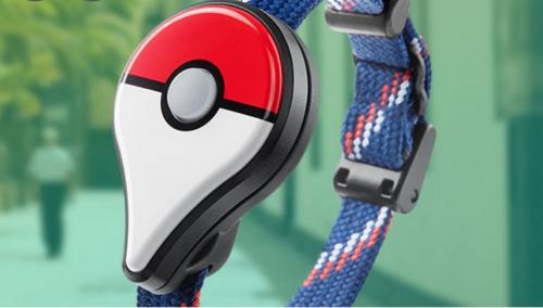 Pokemon GO Plus手環 9月16日確定開賣