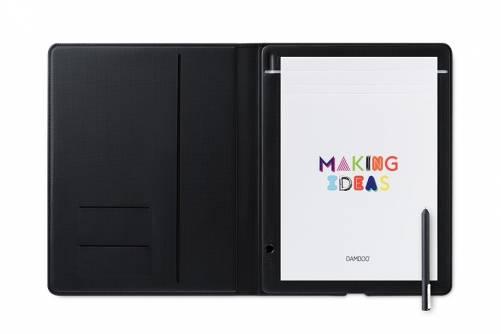 Wacom推出兩款智慧手寫板 體積更大更輕巧