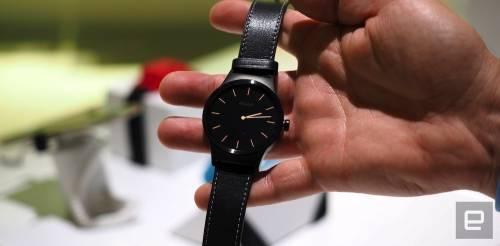 [2016 IFA]平價成熟智慧手錶 Alcatel MoveTime WiFi 2016 IFA亮相