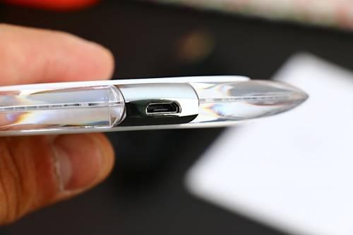 Bezalel Futura Turbo超薄無線快充板開箱評測 簡單又便利的無線快速充電
