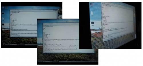 不用防窺片 也可以讓你螢幕有隱私