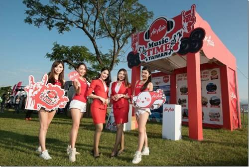 The Music Run 臺北開跑 AirAsia 機票大方送