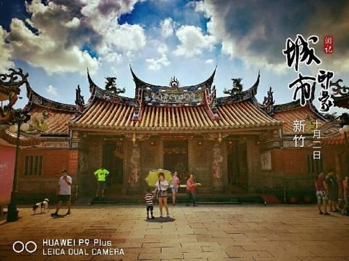 Huawei P9 Plus 新竹湖口老街隨拍 徠卡鏡頭X APP 用手機即拍即編出古色古香文青照