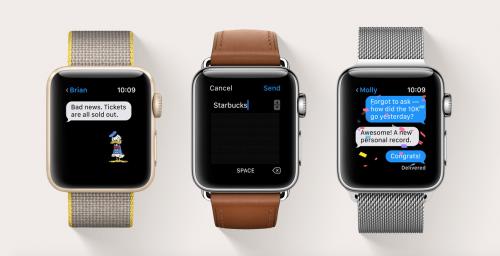 [蘋果啃不完] 全新 Apple Watch 來了!WatchOS 3.0 有什麼吸引人的?