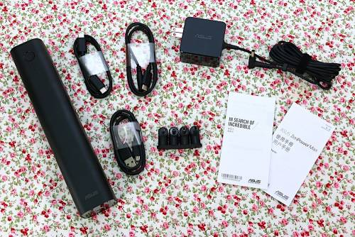 ASUS ZenPower Max開箱評測 可充手機筆電的26800mAh海量行動電源