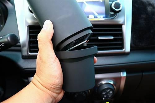 提供清新的車內空氣 向PM2.5說再見 PAPAGO Airfresh S10D車用空氣清淨器開箱評測