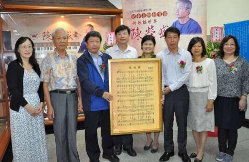 【新竹史】從小唱到大的「娃娃國」,東門國小老師陳榮盛的故事