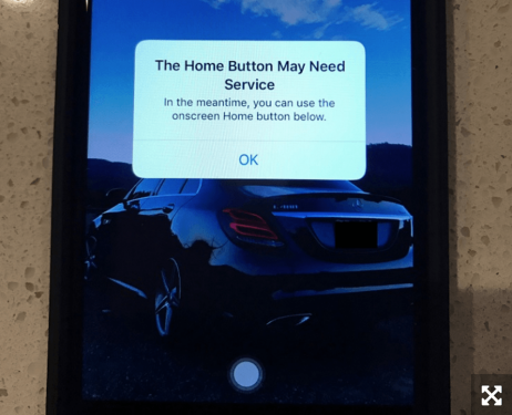 Home鍵故障免緊張 iPhone 7 7 Plus提供虛擬Home鍵應急