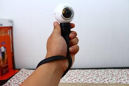不同的生活視角 不同的世界觀點 Samsung Gear 360 開箱動手玩