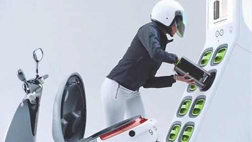 臺灣失竊率最低的機車 Smartscooter智慧雙輪Gogoro越騎越放心
