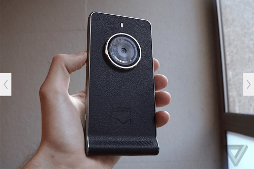 專注於手機攝影 底片大廠柯達推出Kodak IM5智慧型手機
