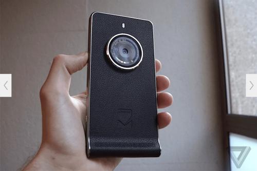 專注於手機攝影 底片大廠柯達推出Kodak Ektra智慧型手機