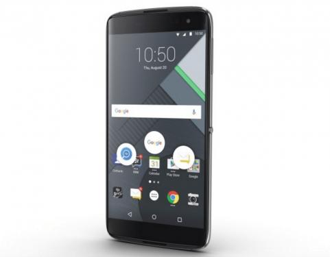 BlackBerry 黑莓推出新款Android智慧手機 DTEK60正式亮相
