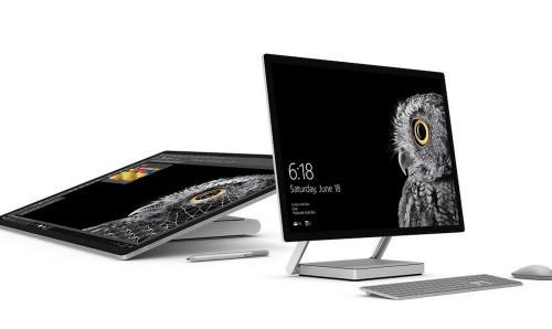 微軟推出Surface Studio 為創作者而生的AiO電腦