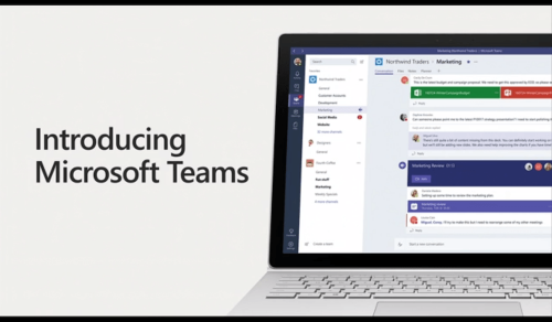 協同合作最佳利器 Microsoft Teams正式登場