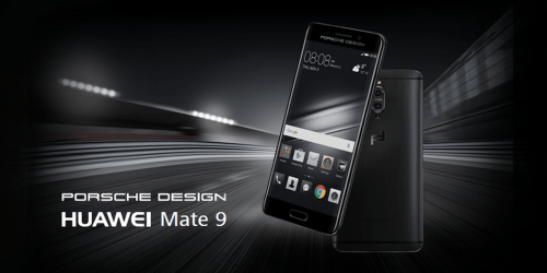 Porsche Design HUAWEI Mate 9 與 HUAWEI Mate 9 發表會重點快速整理