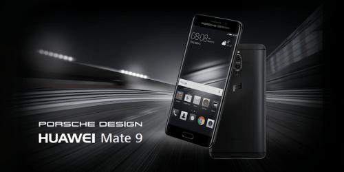 華為Mate9幕後推手 時尚設計頂尖品牌-Porsche Design
