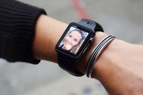 希望你的Apple Watch也能拍照嗎 CMRA讓你夢想成真