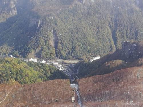 帶著 HUAWEI P9 PLUS 在北海道旅行 以除霧功能編輯出滿意的照片