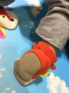 [親子] 英國手工Funky Feet 寶寶室內襪襪鞋