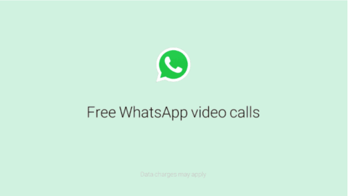 WhatsApp更新 視訊通話功能正式上線